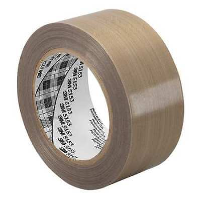36 yd. PTFE Coated Cloth Tape, Light Brown ,3M, 1-36-5153