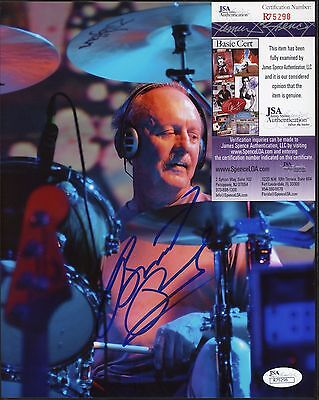 Butch Trucks The Allman Brothers Signed 8x10 Photo JSA COA AUTO Autograph