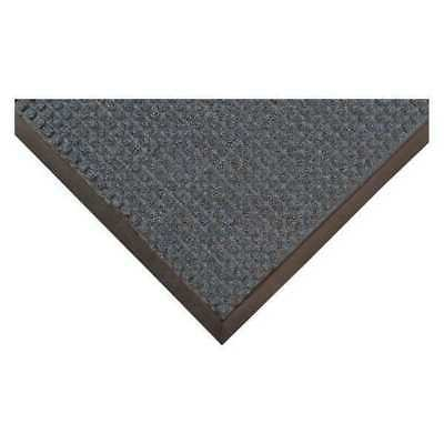Carpeted Entrance Mat,Blue,4ft. x 8ft. CONDOR 36VK34