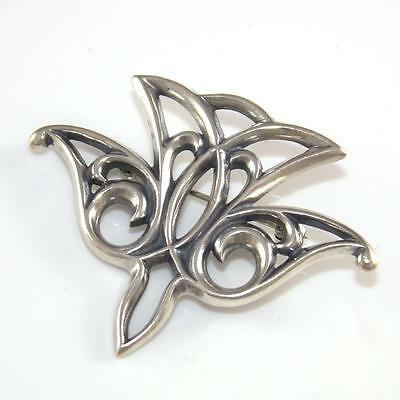 James Avery Sterling Silver Descending Dove Confirmation Pin Brooch