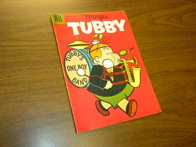 TUBBY #17 Dell Comics 1956 Marge's Little Lulu
