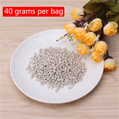 40g Plant Organic Compound Fertilizer Nutrition Soil Pot Flower Growing Garden