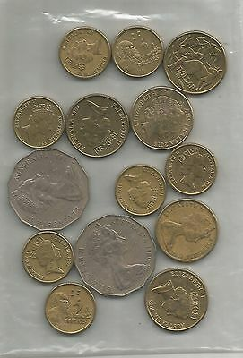 20 Australian Dollars in Current Coins  - $15.11 at 4/23/17