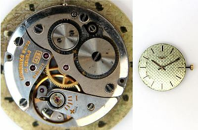 LONGINES 428 original watch movement working with original crown (5148)