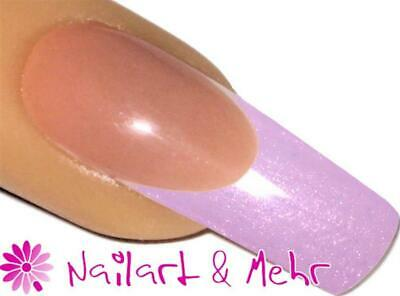 """DELUXE-FARB-/COLOR-UV-Gel MPK 5ml """"B094 GROOVY ROSE mit Pink Schimmer"""""""