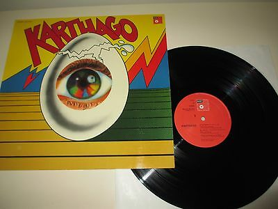 Karthago - Same - Basf German 1971 Scarce German Prog