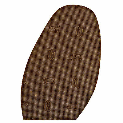 Ladies VIBRAM Soles in Camel Brown 1.5mm thick but very hard wearing (REDUCED)