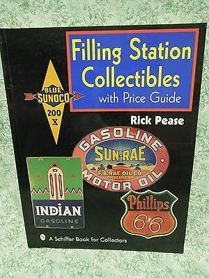 "Collectibles guide, ""Filling Station Collectibles"" w/price guide;  pb  rm-326"