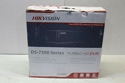 Hikvision DS-7300 Turbo HD Security DVR H.264 16-Channel