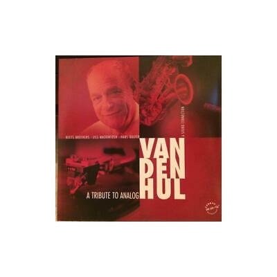 VAN DEN HUL Referenz LP A Tribute to Analog A Sound Connection Musik LP 140Gramm