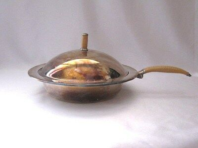 Flair 1847 Rogers Bros Silverplated Lidded Serving Pan # 9575 (Pan & Lid Only)