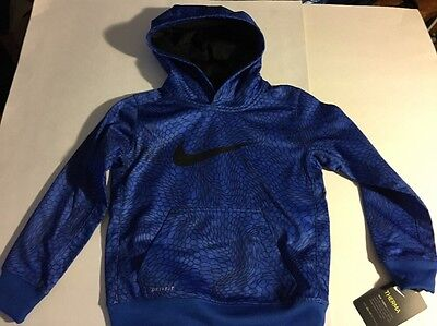 Boys Nike Therma Fit / Dri-Fit Hoodie - Size 5 - Brand New