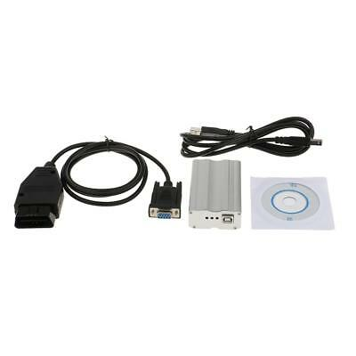 SMPS MPPS V13 ECU Chip Remap Tuning Flash USB OBD2 Interface+CAN Diagnostic