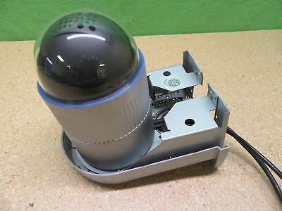 Panasonic WV-CS574 CCTV Color Dome Camera & Wall Mount WV-Q118 *Tested Working*