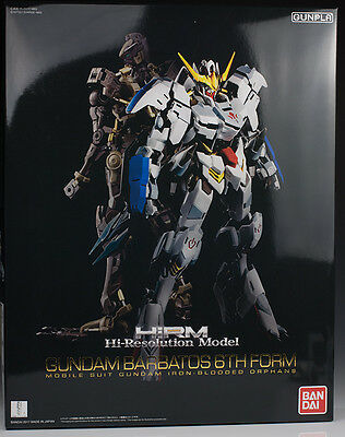 Hi-Resolution Gundam Iron-Blooded Orphans Barbatos 6th 1/100 model kit P-Bandai