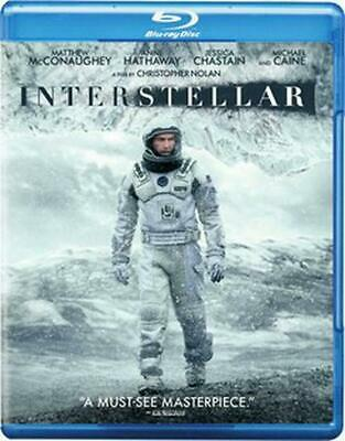 Interstellar - Blu-Ray Region 1 Free Shipping!