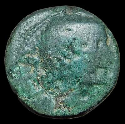 *HHC* Thrace. Octavian with Rhoemetalces (Inv #U2086)