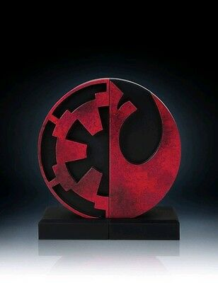 Bookends--Star Wars - Imperial / Rebel Book End