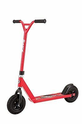Razor Pro RDS Dirt Scooter Red 13018158 NEW