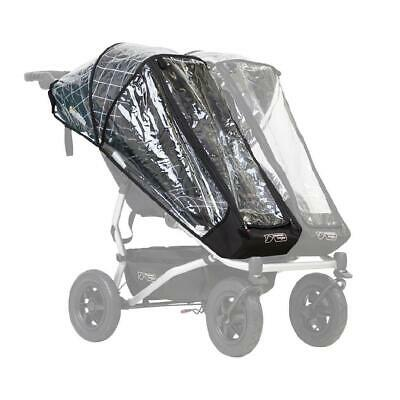 Mountain Buggy Storm Cover for Duet Single (2014 onwards) Fits v2.5 & v3.0