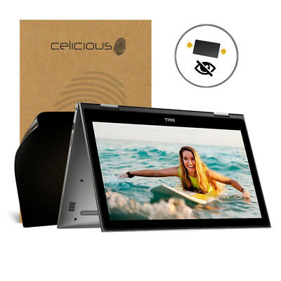 Celicious Privacy Dell Inspiron 15 5568 [2-Wege-Filter] Displayschutzfolie