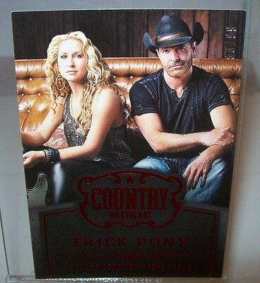 Trick Pony #22 2014 Panini Country Music Numbered Card 83/99 Made