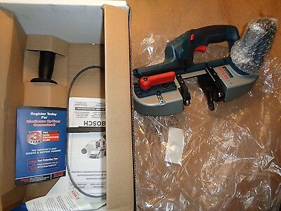 Bosch Bare-Tool BSH180B 18-Volt Lithium-Ion Cordless Compact Band Saw