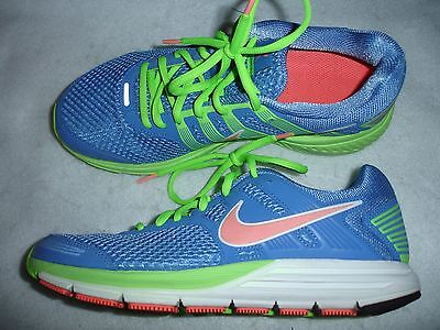 Nike Women Zoom Structure 16 Size 8 1/2 8.5 Athletic Running Shoe Shoes
