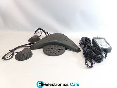 Polycom 2200-00696-001 Soundstation 2 VoIP Conference Phone *New*