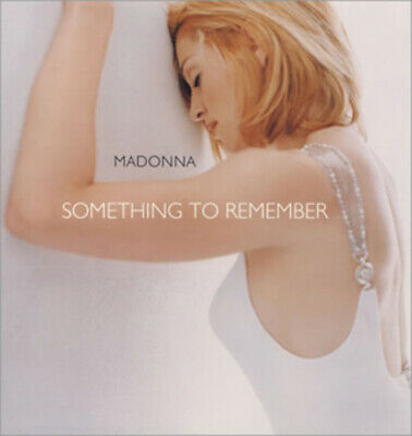 Madonna : Something to Remember CD (1995) Highly Rated eBay Seller, Great Prices