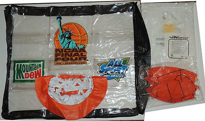 RARE 1996 NCAA FINAL FOUR Advertising INFLATABLE BASKETBALL HOOP March Madness