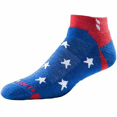 Kentwool  Men's Tour Profile Socks Large 8-11  Merino Wool