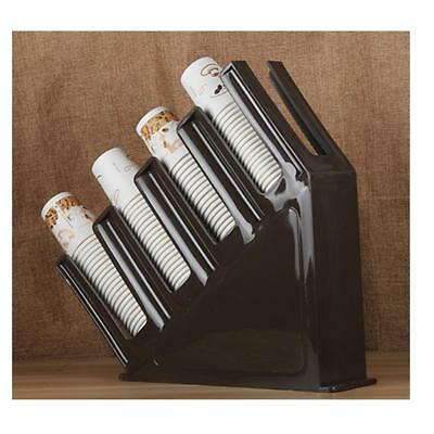 Coffee, Professional Holder Racks Organizer for Lids and Paper Coffee Cups