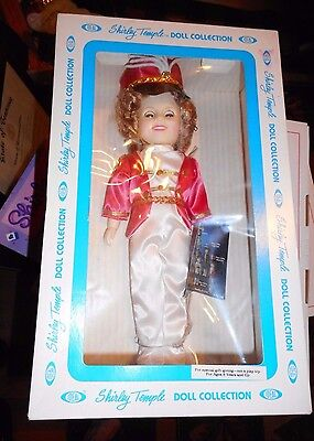 Shirley Temple 1982 Ideal Doll Poor Little Rich Girl Nib