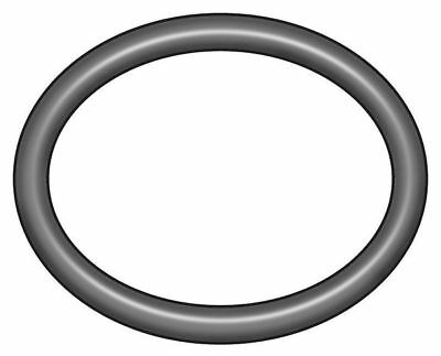 1RJC9 O-Ring, Buna N, 11mm OD, PK 100