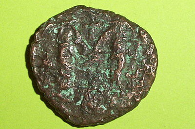 MASSIVE Ancient BYZANTINE COIN christian cross JUSTIN I 518 AD astronomy M stars