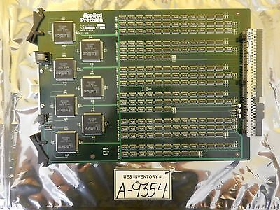 Applied Precision 21-000212-001 PCB Card Rev. B PrecisionPoint VX2 Used Working