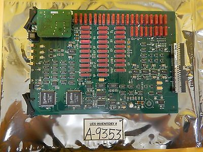Applied Precision 21-000016-002 Control Card PCB Rev. H PrecisionPoint VX2 Used