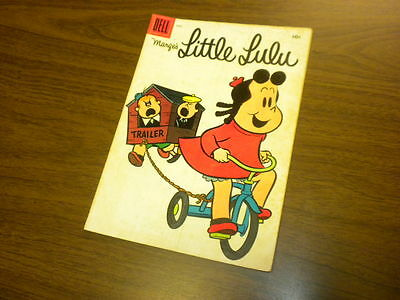 LITTLE LULU #94 Dell Comics 1956 Marge's (also see TUBBY)