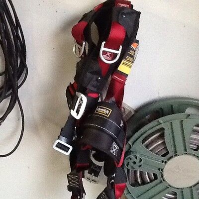 Guardian Fall Protection 11171 XL-XXL Seraph Construction Harness