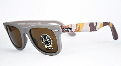 Ray-Ban Sunglasses / Sonnenbrille  RB2140 6063 Gr. 50 Insolvenzware # DS5 (*H)