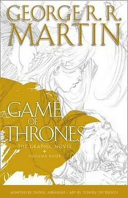 A Game of Thrones: Graphic Novel, Volume Four: Volume 4, George R. R. Martin