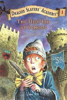 The New Kid at School by Kate McMullan (English) Paperback Book Free Shipping!