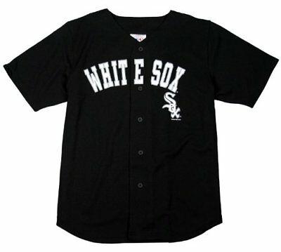 Chicago White Sox MLB Youth Black Replica Jersey