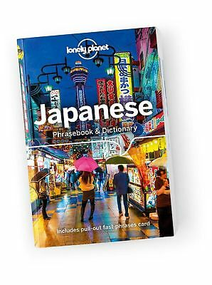 Japanese LONELY PLANET PHRASE BOOK - JAPANESE
