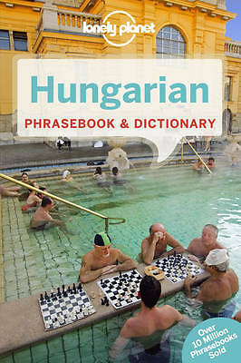 Hungarian Lonely Planet Phrase Book - Hungarian