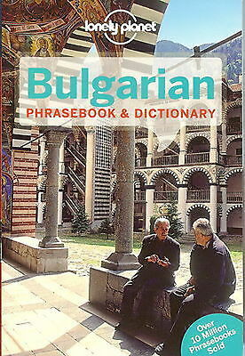 Bulgarian Lonely Planet Phrase Book - Bulgarian