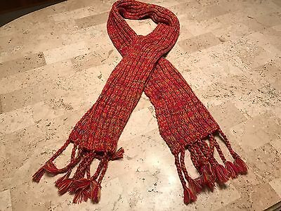 Xhileration Super Cute Pink Speckled Scarf