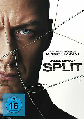 Split - (James McAvoy) # DVD-NEU