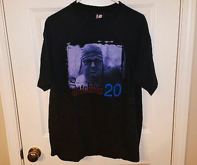 MATCHBOX 20 Yourself Or Someone Like You Vintage 90s T-Shirt Adult Size Large